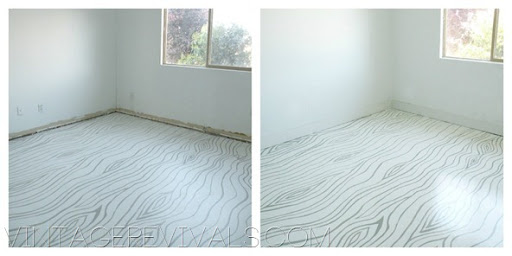 Great Top Coat For Painted Concrete Floors