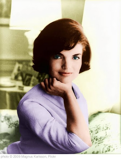 'Jackie  Kennedy' photo (c) 2009, Magnus Karlsson - license:  http://creativecommons.org/licenses/by-sa/2.0/