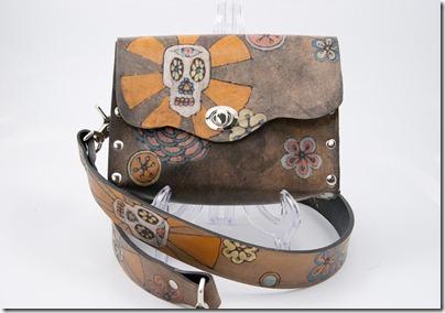 skull bag small