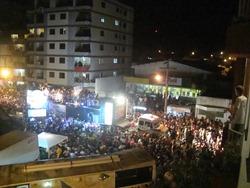 Bloco da Pracinha 2012 - Laguna - às 20:40h