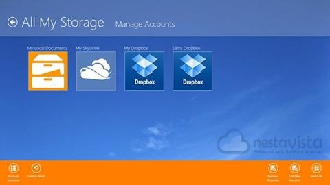 Storage Dropbox