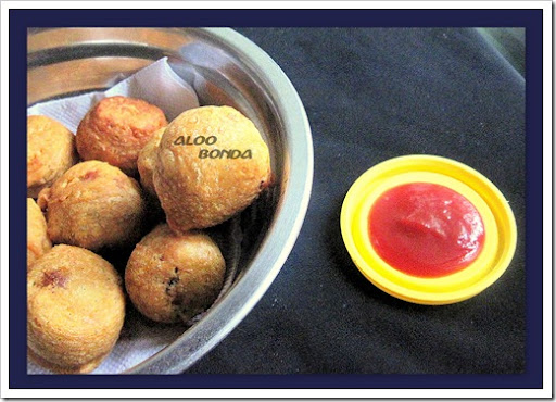 ALOO BONDA