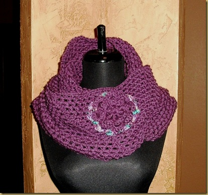 mulberry cowl