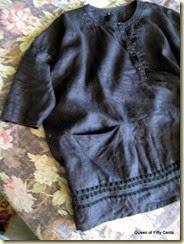 Lafayette 148 linen shirt