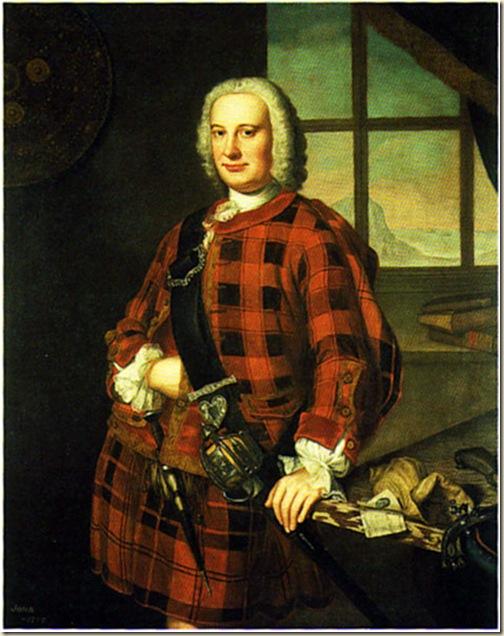 Mosman, John Campbell 1749