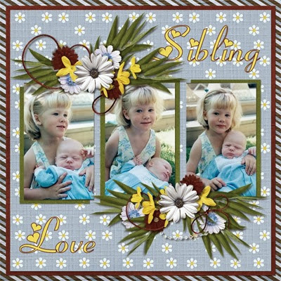 GB4U - Count Your Blessings - Sibling Love