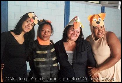 CAIC O Circo na Escola