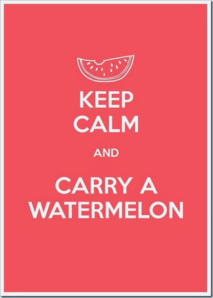 keepcalmwatermelon