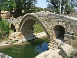 Puente de Cihuri.
