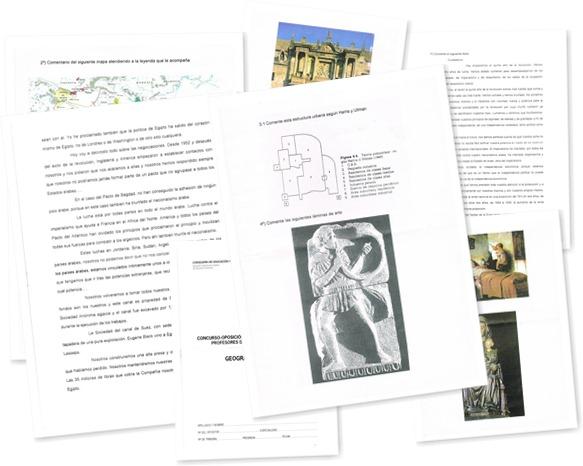 Ver práctico oposiciones 2000 Geografía Historia