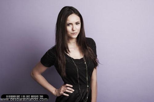 nina dobrev linda sensua sexy sedutora fotos Vampire Diaries desbaratinando (20)