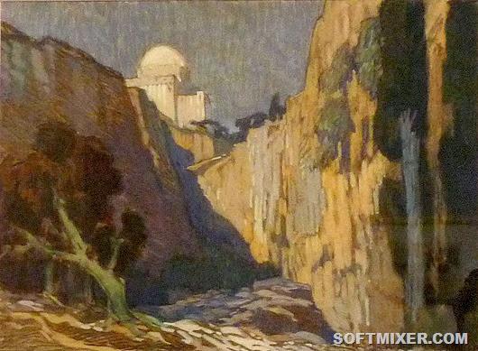 800px-Georg_Daubner-Devant_le_château_du_Graal