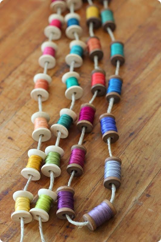 spool and thread garland from alwaysinwonder (11)