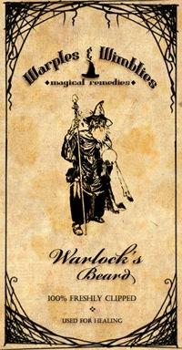 Warlocks beard