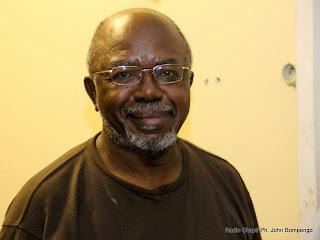 Professeur Elikya Mbokolo. Radio Okapi/ Ph. John Bompengo