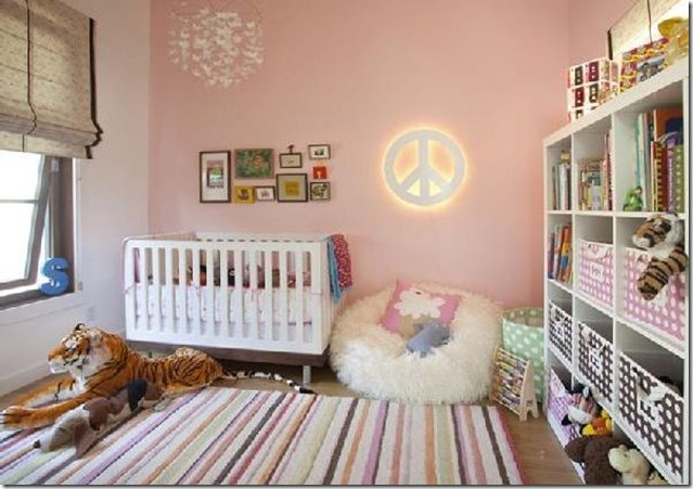 pink-and-white-stunning-inspiration-baby-nursery-room-design