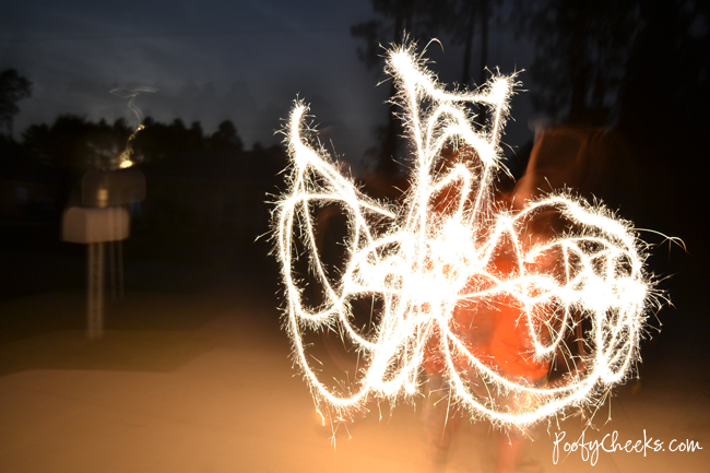 Take Firework Photos using your DSLR