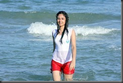 Bhanu Mehra_in swim wear_very hot
