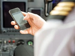Japão libera uso de aparelhos em voos
