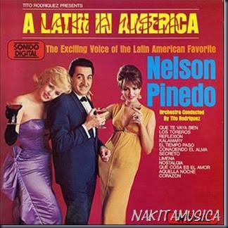 Nelson Pinedo, Tito Rodriguez Orchestra - A Latin In America