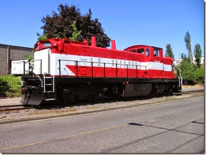 IMG_6396 Oregon Pacific GMD-1 #1413 in Milwaukie on August 28, 2010
