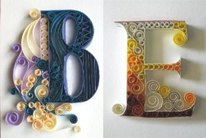 Scroll Typography