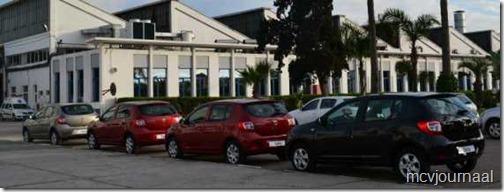 Dacia Sandero Marokko 16