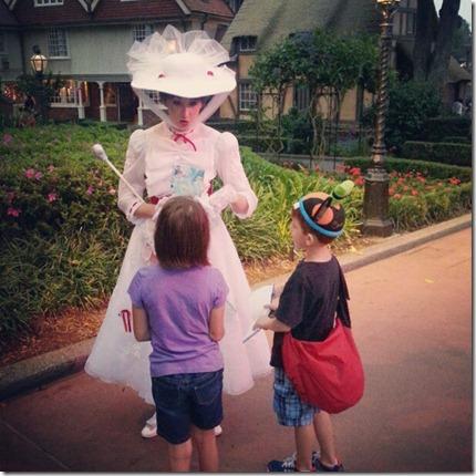 2013-1-3 A spoon ful of sugar Mary Poppins