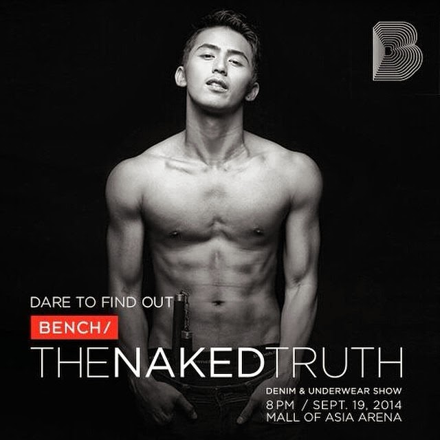 Enzo Pineda Bench the naked truth 2014