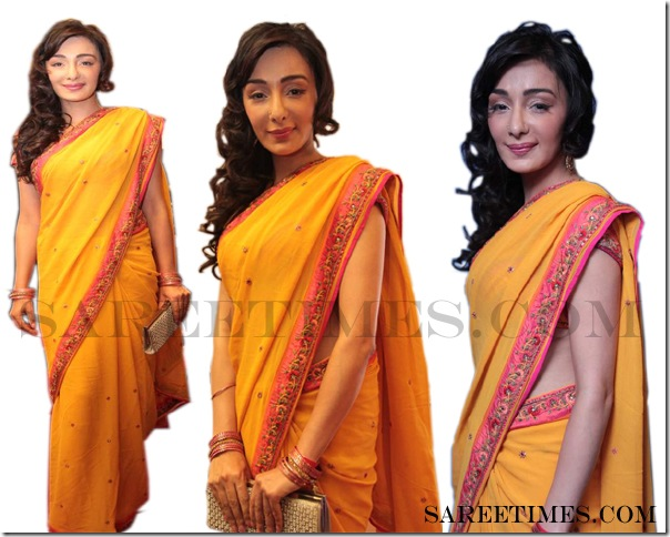 Ferena_Wazeir_Yellow_Saree