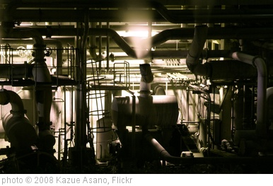 'factory at night' photo (c) 2008, Kazue Asano - license: http://creativecommons.org/licenses/by/2.0/
