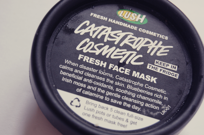 Lush Catastrophe Cosmetic Face Mask