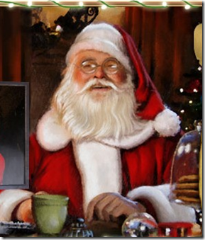 image Santa Video message