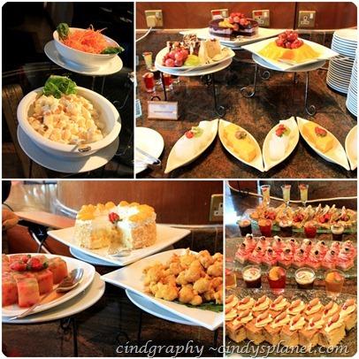 Buffet Lunch at Hotel Royal Penang