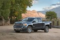 2015 GMC Canyon All Terrain SLE Ext Cab Short Bed Front Three Qu