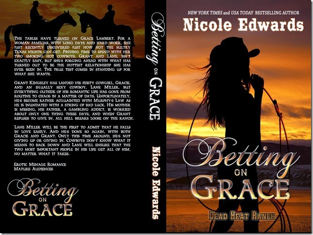 Betting on Grace full cover (1)