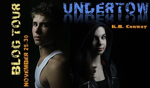 {Review+Giveaway} Undertow by KR Conway