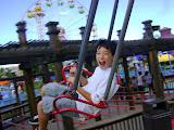 Kai at Six Flags