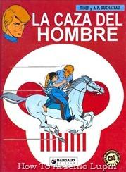 P00025 - Ric Hochet  - La caza del