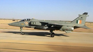 Indian Air Force [IAF] photograph - SEPECAT Jaguar