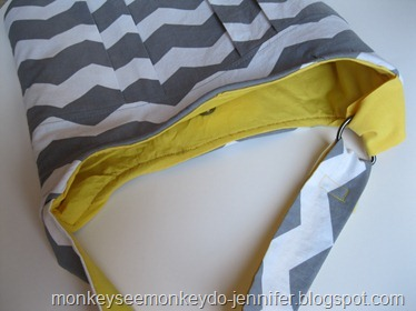 chevron gray and yellow bags (11)