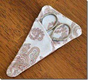 Small Scissor pouch