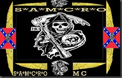 SAMCRO PATCH 1