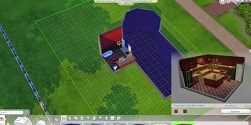 The Sims 4 Hausbau 01