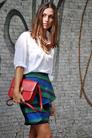 Tom-Binns-necklace-Proenza-Schouler-skirt