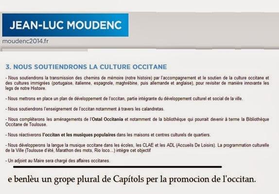 Jean-Luc Moudenc occitan