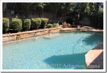 """closing on a house"", ""closing day"", ""swimming pool"", ""flagstone pool"""