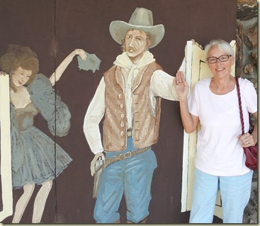 Billy the Kid Museum Ft Sumner, NM Rockey