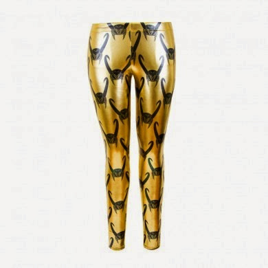 Loki Leggings from We Love Fine