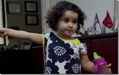 Criança na lista de terroristas nos EUA